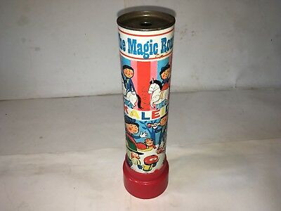 Vintage Magic Roundabout Kaleidoscope 1968