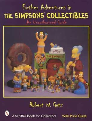Vintage Simpsons Collectibles Guide incl Bart Homer Toys Advertising & More