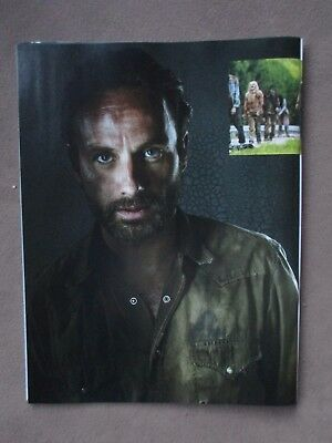 Poster Andrew Lincoln (2017) The Walking Dead (Rick)
