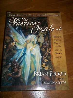 The Faeries Oracle (Hardcover), Froud, Brian, 9780743201117