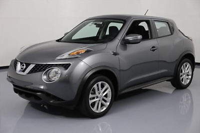 2015 Nissan Juke  2015 NISSAN JUKE S REARCAM CRUISE CTRL ALLOY WHEELS 24K #503735 Texas Direct