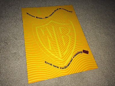 WARNER BROTHERS 1966 Movie Promo CAMPAIGN Book Elizabeth Taylor Paul Newman