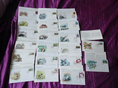 nickstampshop ~~WWF Fdc Joblot With Inserts