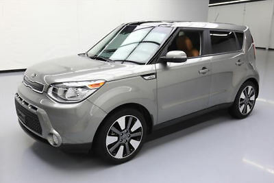 2016 Kia Soul  2016 KIA SOUL ! PREMIUM LEATHER PANO NAV REAR CAM 32K #277153 Texas Direct Auto