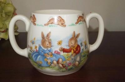 Royal Doulton Fine Bone China Bunnykins Cup   Made in England
