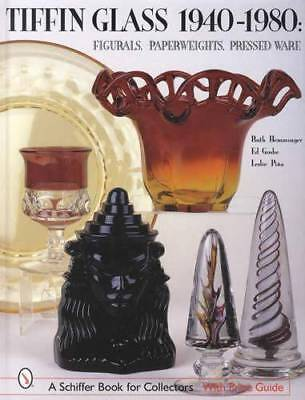 Tiffin / Duncan & Miller Lines by US Glass Collector Guide Figurines & Art Glass