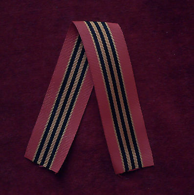"""Soviet Russian Ribbon Medal """"For the Capture of Berlin"""", 1945"""