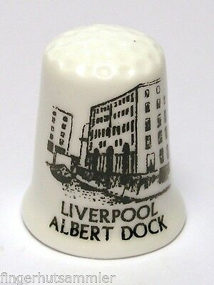 Fingerhut Thimble - Liverpool Albert Dock