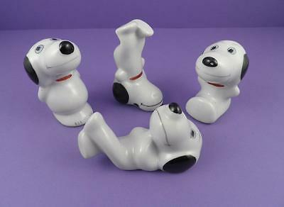 Collection of Vintage Snoopy Ceramic Figures