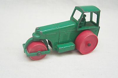 Vintage Matchbox No 1 Aveling Barford Road Roller - Made In England By Lesney