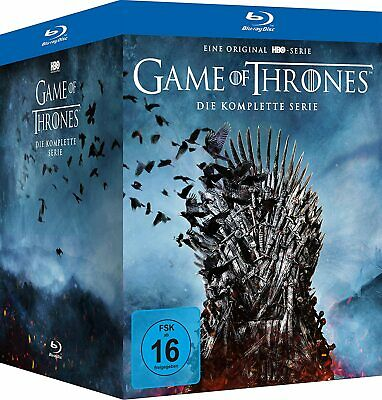 Game Of Thrones Staffel 1 2 3 4 5 6 7 Blu-Ray Deutsch