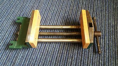 """Large Woodworking Bench Vice 7"""" Wide"""