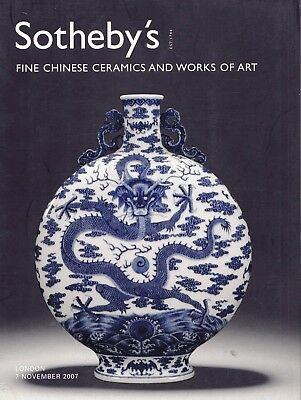 CHINESE CERAMICS & WORKS of ART: Sotheby's Wälzer London 07 +results