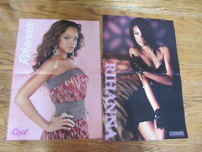 Rihanna Great Lot Fr. Us Clippings, Posters, Deal!