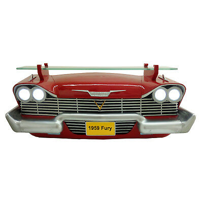 Regal 1959 Plymouth Sport Fury 3D mit Beleuchtung Wandregal Muscle Car USA