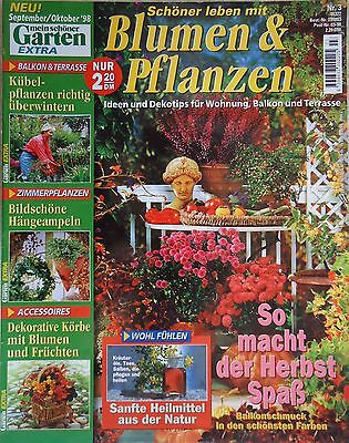 zeitschrift mein sch ner garten extra september oktober 1998 eur 1 00 picclick de. Black Bedroom Furniture Sets. Home Design Ideas