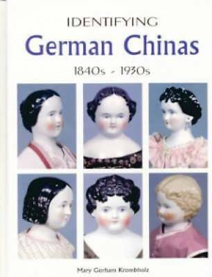 Antique German China Dolls ID Guide 1840-1930  Bisque