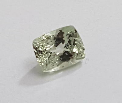 Echter Alexandrit in antik ( 6,5 x 5,0 mm // 1,14 Carat ) in Spezifikationsbox