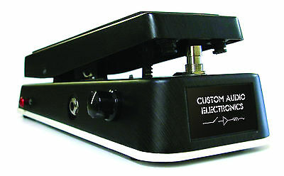 MXC404 Custom Audio Electronics CAE WAH WAH ELECTRIC GUITAR EFFECTS FX PEDAL