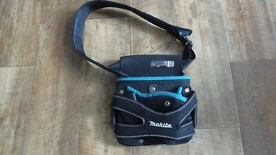 Makita Power Tool Belt Drill Or Electric Screwdriver? Will Also Hold Other Tools