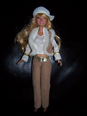 Rare Disney High School Musical Doll Sharpay Doll - Very Pretty in Fab Outfit