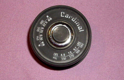 Cardinal / zebco 4 reel , spool only