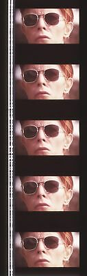 The Man Who Fell to Earth David Bowie 35mm Film Cell strip very Rare b153