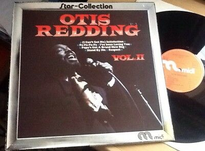 "Otis Redding - Star Collection Vol 2 - Vinyl 12"" Album -  MID 20077 - 12 Tracks"