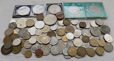 Mixed Lot Coins & Tokens