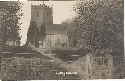 Studley Church RP nr. Redditch, Alcester