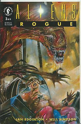 Aliens: Rogue #3 (Of 4) (Dark Horse) 1993 (Nm-)