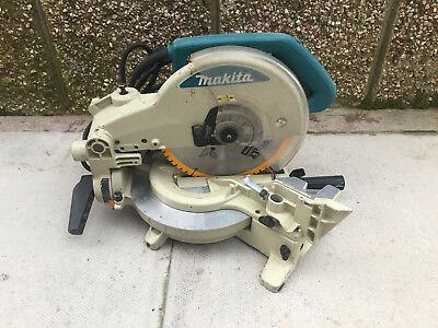 MAKITA LS1040 260mm MITRE SAW 110v