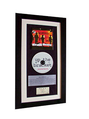 LIBERTINES Up The Bracket CLASSIC CD Album TOP QUALITY FRAMED+FAST GLOBAL SHIP