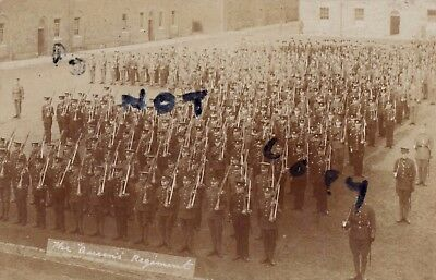 Soldier Group Queens Royal West Surrey Regiment Warley Barracks Brentwood