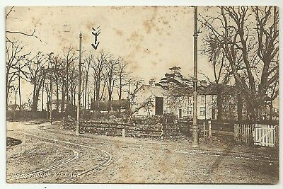 Cambs postcard Dogsthorpe village Peterborough