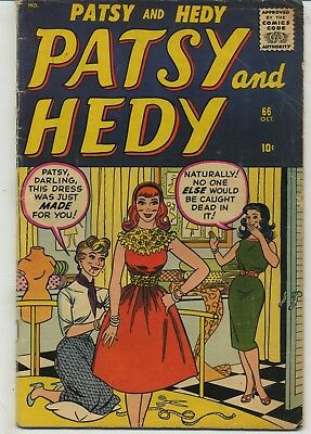 Patsy and Hedy 66 Early Marvel