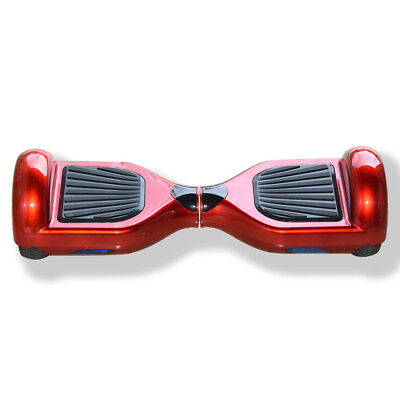 Electrical power Dual Wheel Electric Scooter Red
