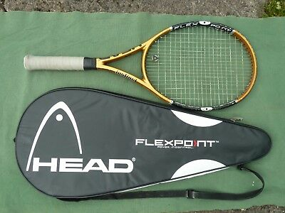 HEAD Liquidmetal Instinct Flexpoint Tennis Racket
