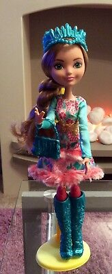 Ever After High Winter Ashlynn Ella Doll Only Ever Been Displayed