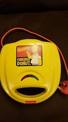 The Simpsons Doughnut Maker - Make Your Own Donuts Childrens Gift Idea Homer