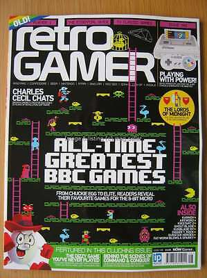 Retro Gamer Load 148 Charles Cecil All Time Greatest BBC Games Chuckie Egg Elite