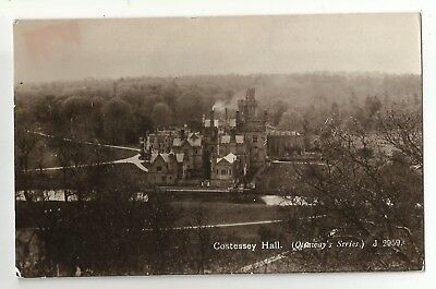 vb england Norfolk postcard english costessey hall