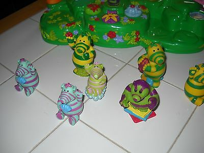 Fimbles Play Set and Figures Mattel 2002 Bundle