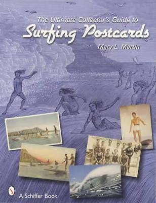 Ultimate Collectors Guide to Vintage Surfing Postcards - Surfboards & Beaches