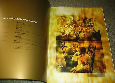 SIMON & GARFUNKEL Japan TOUR BOOK 2009 CONCERT PROGRAM Paul Simon ART GARFUNKEL