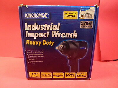 "Kincrome Air Tools 1/2"" Heavy Duty Industrial Impact Wrench"