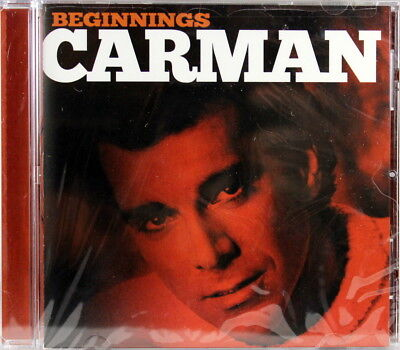 Carman Beginnings Brand NEW Music CD Contemporary Christian Music