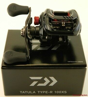 *daiwa Tatula Type R 100Xs 8.1:1 Ratio Right Hand Baitcast Reel