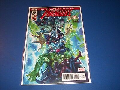 Avengers #672 New Legacy Numbering NM Gem Brand New Wow