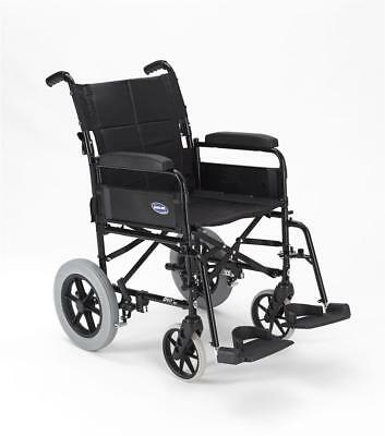 Invacare Ben NG Attendant Folding Wheelchair (Choose Your Size)